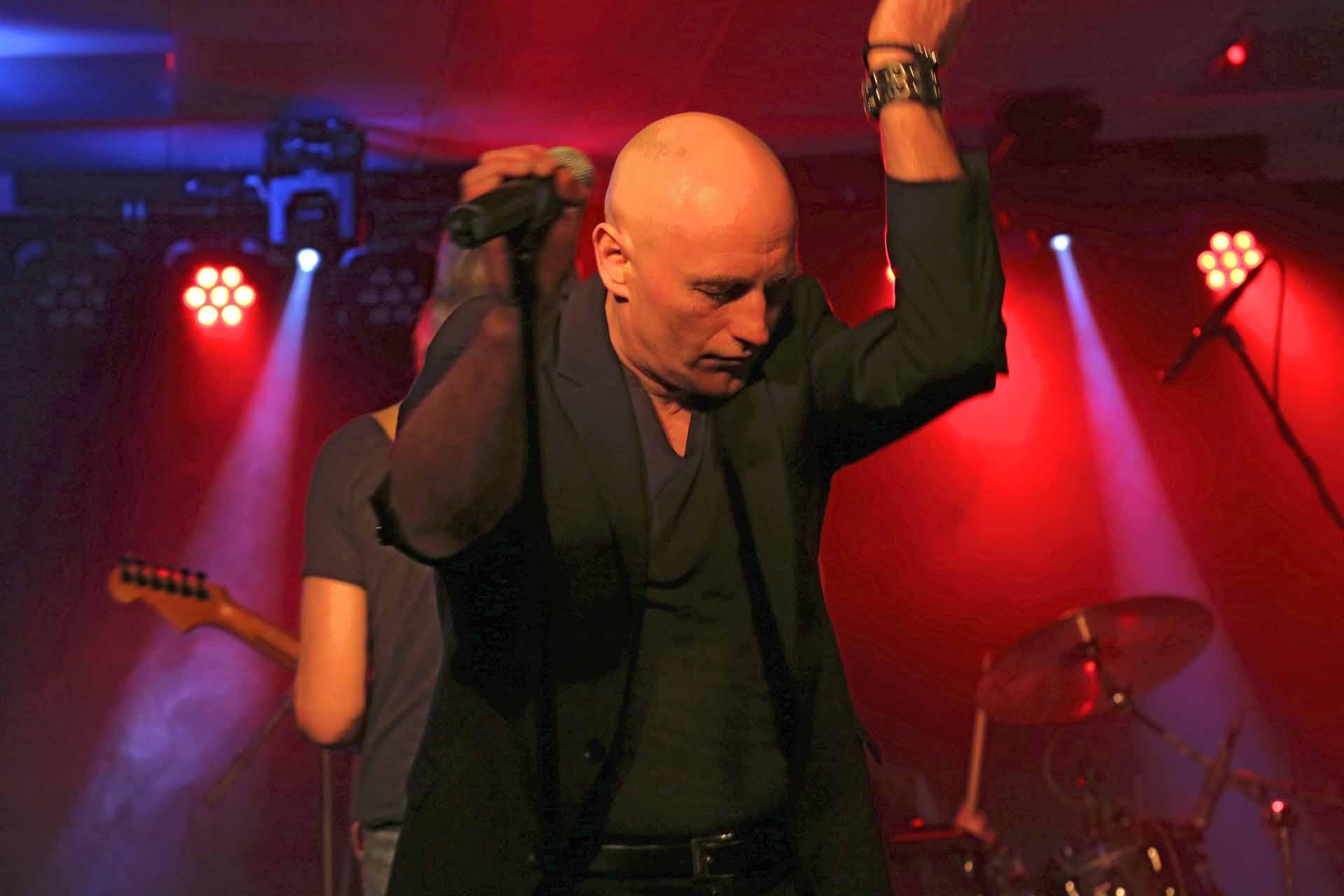 Eddy Monrow rockt Ascheberg