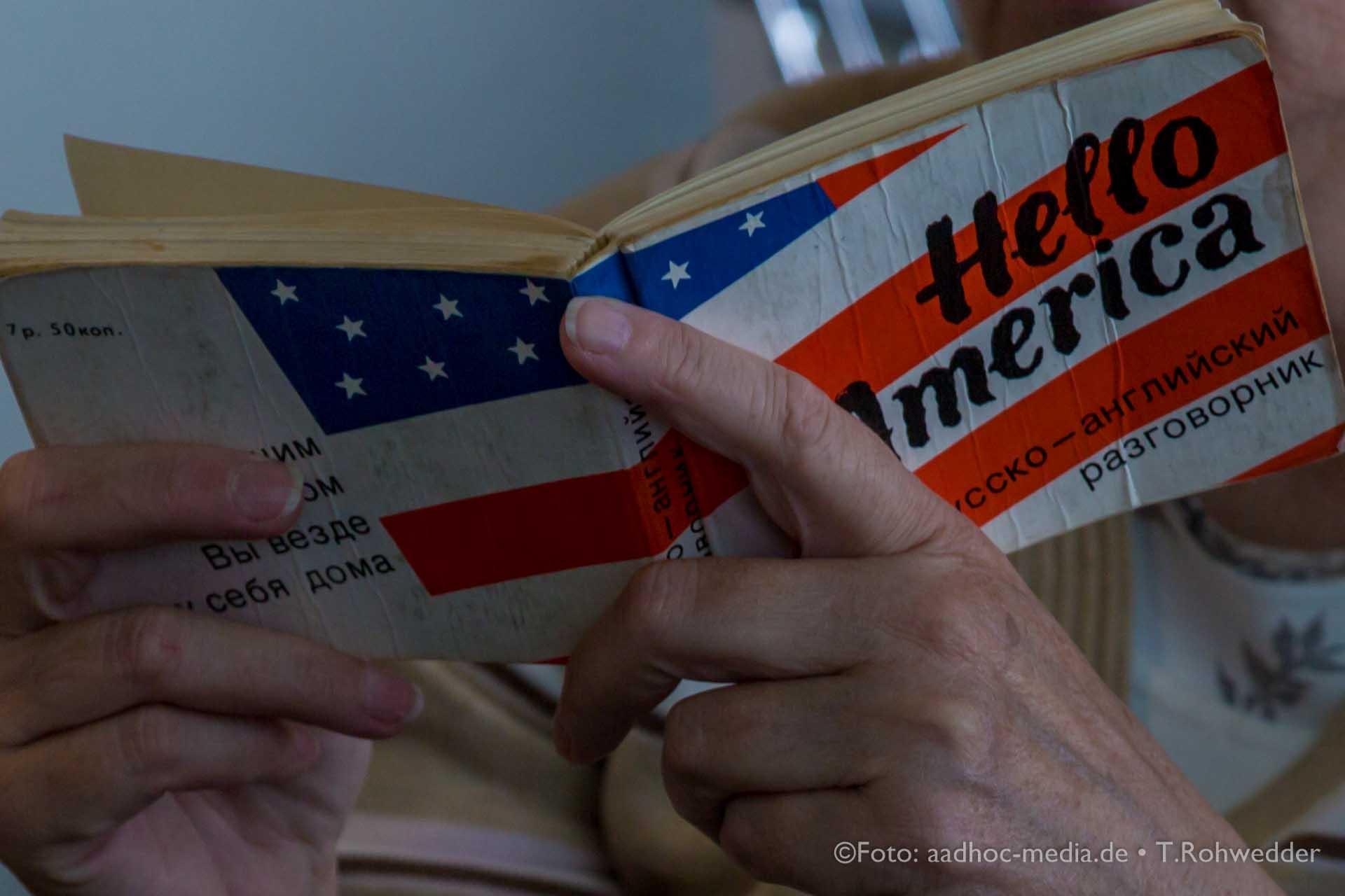 Hello America - Flugreise nach Portland USA 2014