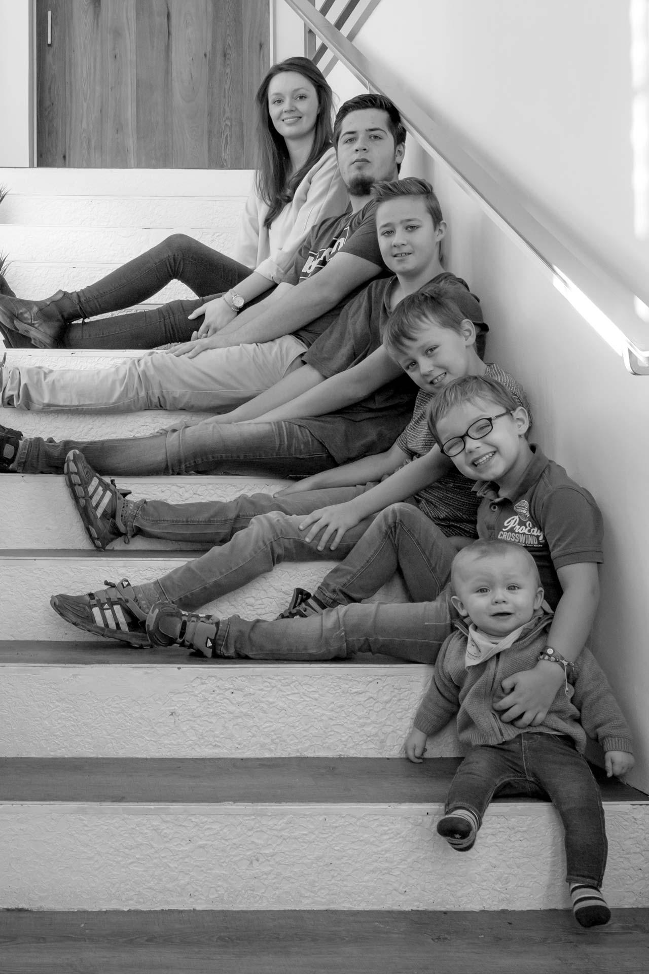 L & 5xM - Lena mit den fünf M´s - Max + Moritz + Michel + Meno + Momme