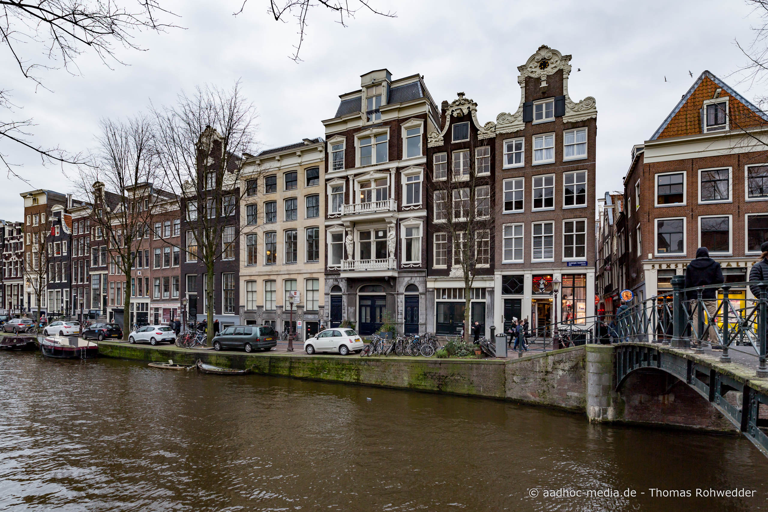 Der Hochzeistfotograf Kiel in Amsterdam 2016 - Momentalist - Foto: aadhoc-media.de