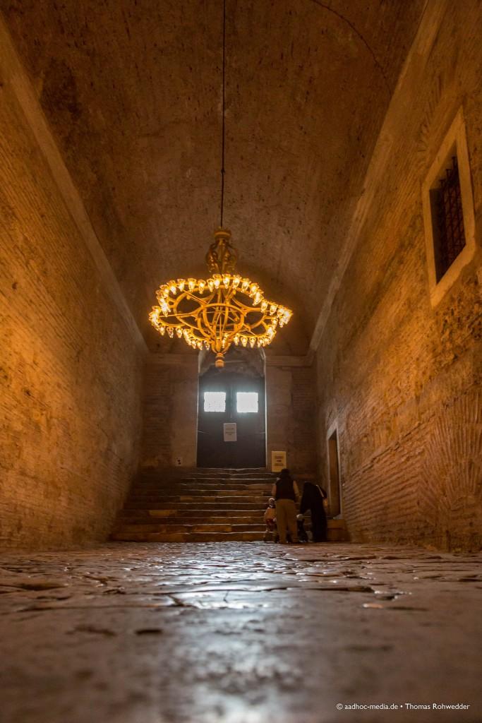 Istanbul • AYASOFYA - Fotograf aus Kiel - ©Photo: aadhoc-media • Thomas Rohwedder