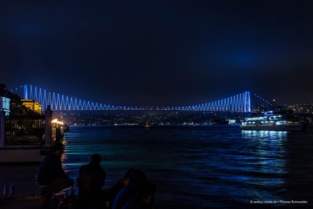 Istanbul die Brücke zwischen Europa und Asien - Fotograf aus Kiel - ©Photo: aadhoc-media • Thomas Rohwedder