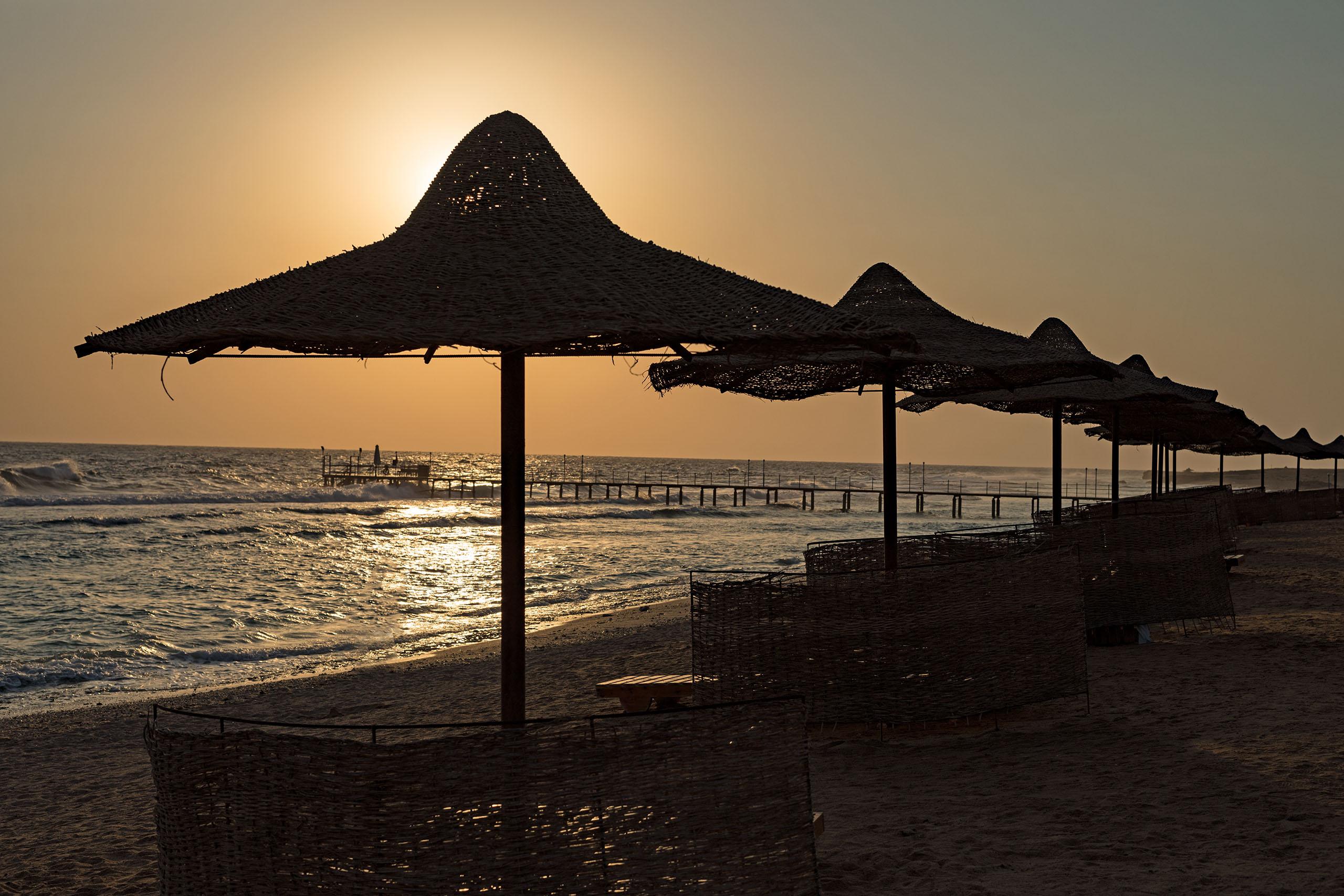 Sonnenaufgang - Egypt, Ägyptenreise nach Marsa Alam 2018. © aadhoc-media • Thomas Rohwedder