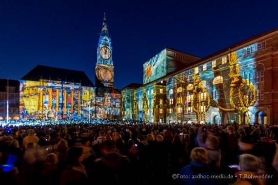 Festival of lights • Kiel 2014