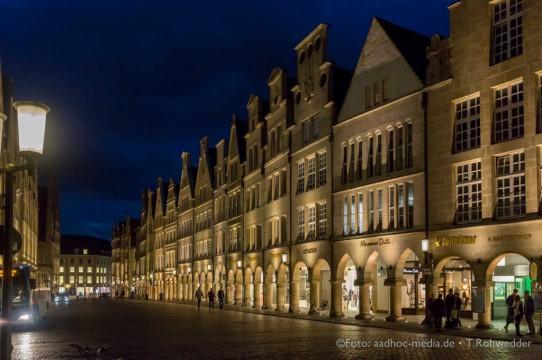 Auf den Spuren von Boerne und Thiel – als Fotograf in Münster …